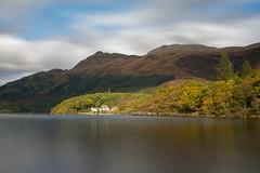 Loch Lomond (Alec-Gibson) Tags: scotland lochlomond loch autumn longexposure