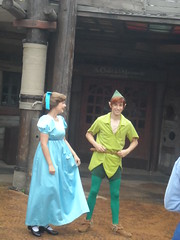 Disneyland Paris 2016 (Elysia in Wonderland) Tags: disneyland paris disney france theme park joe elysia lucy holiday 2016 character meet greet peter pan wendy