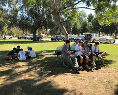 011 Resting In The Shade (saschmitz_earthlink_net) Tags: 2016 california longbeach eldorado orienteering laoc losangelesorienteeringclub losangeles losangelescounty eldoradoeastregionalpark park parks