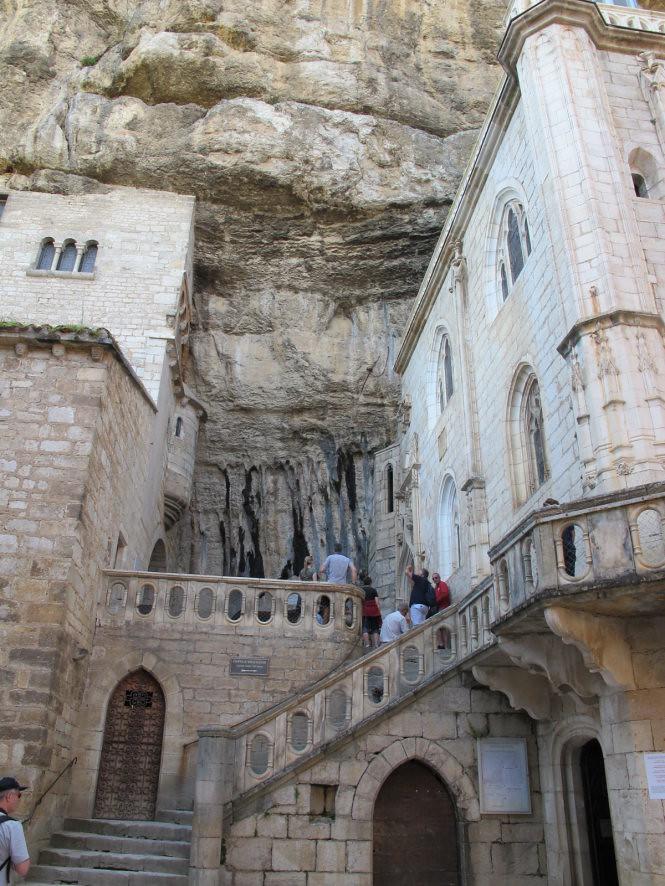 2. Nhà thờ Rocamadour
