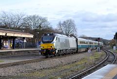 68012 (R~P~M) Tags: uk greatbritain england train diesel unitedkingdom buckinghamshire railway locomotive bucks 68 highwycombe chilternrailways dbarriva