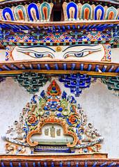 The Eyes of Buddha (Feng Wei Photography) Tags: china travel color eye tourism beautiful beauty vertical architecture circle square asian religious eyes worship colorful asia tour outdoor buddha buddhist religion pray chinese buddhism mandala structure tibet historic historical tibetan oriental deity pilgrim shigatse gyantse kumbum gyantsekumbum pelkorchodemonastery palchomonastery shekargyantse