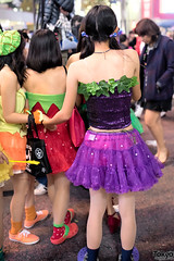 Halloween Night in Shibuya (tokyofashion) Tags: street costumes party halloween japan tokyo costume crowd shibuya  2014