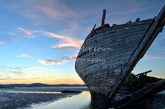 Bad Eddie's Boat - Bunbeg, Co. Donegal HDR (2 of 2) November 27, 2014.jpg (donegalphotographer) Tags: sunset shipwreck hdr goldenhour bunbeg badeddiesboat