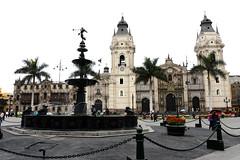 Cathedral of Lima (MelindaChan ^..^) Tags: building heritage peru church catholic cathedral lima religion culture mel spanish melinda peruvian cathedraloflima  chanmelmel  melindachan