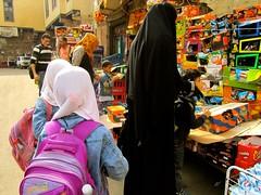 Cairo, Egypt (Manuele Zunelli) Tags: africa travel egypt middleeast hijab arabic cairo egitto ilcairo shariaalkhayamiyya
