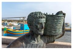 "Fisherman Marsaxlokk Village • <a style=""font-size:0.8em;"" href=""http://www.flickr.com/photos/40272831@N07/15743598784/"" target=""_blank"">View on Flickr</a>"