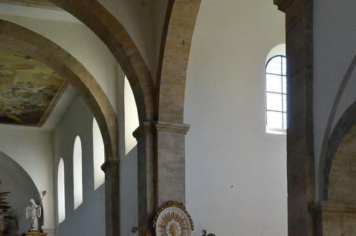 Huysburg (Saxe-Anhalt), abbatiale bénédictine  - 04