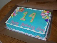 18th Birthday Cake Girl (careacindy) Tags: birthday girl cake 18th