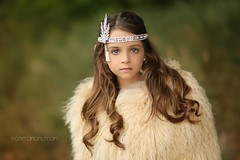 (Katie Andelman Photography) Tags: love girl beauty fairytale fun happy photography pretty like follow dreamy headbands magical marvelous prettygirl gorgeouseyes followme naturallighting childphotography katieandelman