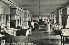 The London Hospital, Talbot Ward (robmcrorie) Tags: london history hospital royal east patient health national doctor nhs service british nurse ward whitechapel healthcare talbot