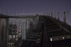Turns (bryan.cr2) Tags: urban abandoned wooden closed long exposure tracks roller rollercoaster exploration coaster urbex flurbex