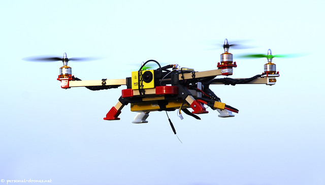 flying model personal uav rc drone quadcopter multirotor