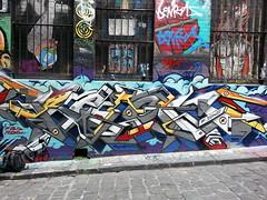 Shem... (colourourcity) Tags: streetart graffiti melbourne f1 paso burner hosierlane shem reign rdc fba colourourcity colourourcityhosierlane