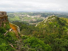 The view from Sintra.