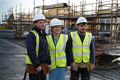 Help to boost small housebuilders (Scottish Government images) Tags: nicola help buy scheme sturgeon scottishgovernment firstministerofscotland nicolasturgeon helptobuyscheme
