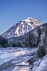 JR McCurdie - Glacier Sunrise