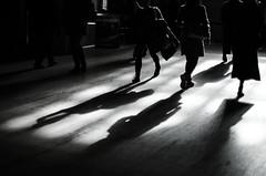 Shadows at GCT (PAJ880) Tags: new york nyc bw shadows central grand gct