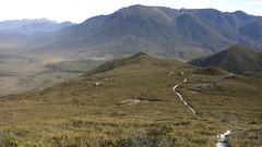 Ironbound Range in the distance