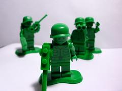 Soldados (andresignatius) Tags: lego minifigures