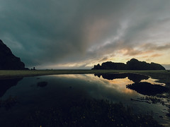 (brennan.browne) Tags: california sunset beach nature silver landscape coast bigsur wideangle pfeiffer pfeifferbeach gopro hero3