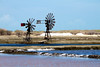 (DeepSane) Tags: brazil brasil windmills salinas tibau riograndedonorte saltevaporationpond