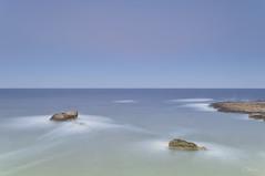 Caló de s'Illa (Xicu..) Tags: amanecer lee eivissa filtrosnd nikkor1755mm nikond90 calódesilla