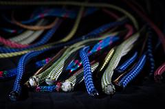 slings for climbing (Urban-Outdoor Photography) Tags: pentax flash gear climbing product slings klettern 50mm18 2015 schlingen elbsandstein ausrstung produktfotografie pentaxk5ii leonbuchholz