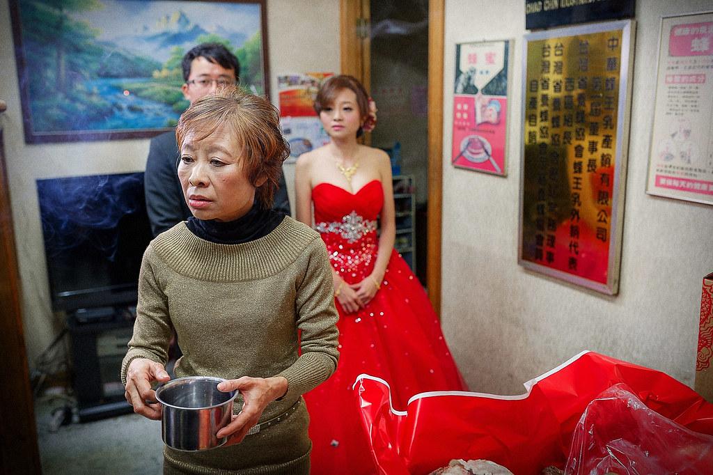 明政&安琳Wedding-111
