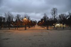 Sul far della sera parigina (Celeste Messina) Tags: paris atmosphere tuileries atmosfera parigi celestemessina giardinidellatuileries