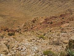 Meteor Crater (Stephen J Pollard (Loud Music Lover of Nature)) Tags: crater meteorite meteorcrater meteorito crter ejecta eyectadeimpacto