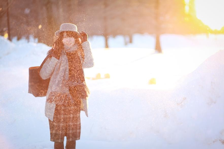 snow style