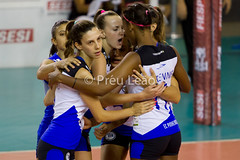 Sesi x Pinheiros (Pru Leo) Tags: sports de times volleyball olympic olympics jogo esportes volley olimpiadas quadra mikasa feminino vlei ginsio olmpicos superliga rio2016