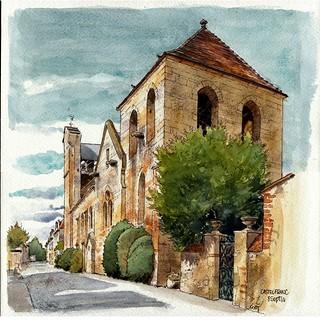 Castelfranc, église