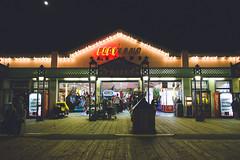 3.6.15 - Playland Arcade (jonjonmok) Tags: park santa pier losangeles pacific arcade monica playland