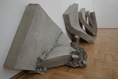 photoset: Galerie nächst St. Stephan: Christoph Weber // Luisa Kasalicky & Sonia Leimer (30.1. - 14.3.2015)