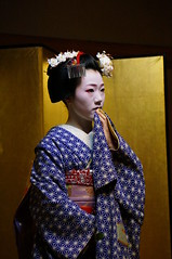 2015.02.10 Kyoto (519) (Kotatsu Neko 808) Tags: japan kyoto maiko geiko geisha    gion trainee 2015  sel1670z sel1670 tamitae