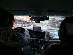 Taxi to Itaewon