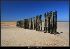 Brise lame (HimalAnda) Tags: france ciel noirmoutier 85 plage vendée canoneos70d eos70d stéphanebon