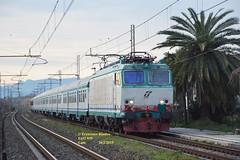 E632 029 (risolvofrancesco) Tags: pax ti stazione fs luni trenitalia fermata dtr tigri invio e632 e632029
