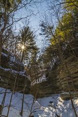 Near French Canyon (Francisco Montes Jr.) Tags: canon photography illinois francisco il 7d invierno starvedrock montes 2015 starvedrockstatepark franciscomontes canon7d franciscomontesphotography