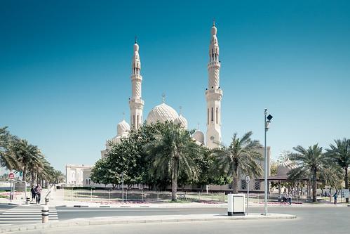 Thumbnail from Jumeirah Mosque