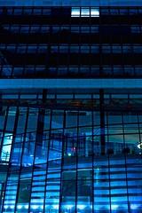Architektur Stuttgart (fritz.nico) Tags: blue winter red test money night work germany deutschland gut stuttgart fenster sony bank architektur nico bla kalt arbeit fritz langzeitbelichtung linien schlecht nichtgut sonya7 nicofritz