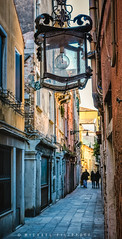 Venice Images_00-5 (Mike Filippoff) Tags: old carnival venice reflection water architecture night lights canal costume ancient scenery mask carnivale worn gondola lantern narrow extravagant