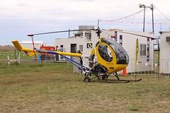 Schweizer 269C (joolsgriff) Tags: helicopter schweizer avalon 269c ymav australianinternationalairshow vhphj