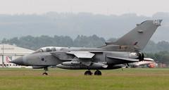 ZA553 (045)  Panavia Tornado GR.4  c/n 070/BS018/3037 (John S Douglas) Tags: militaryjet