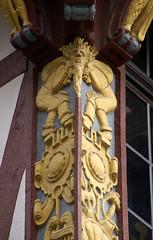 Frankfurt, Rmerberg, Haus groer Engel (HEN-Magonza) Tags: frankfurt rmerberg hessen hesse deutschland germany hausgroserengel
