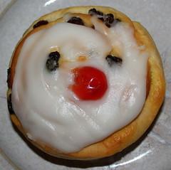 Belgian bun (Graham`s pics) Tags: food face cake baking bakery pastry bun belgianbun