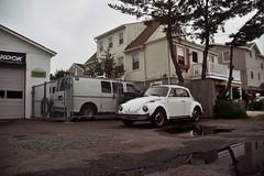 untitled (inafreeland) Tags: beetle lbi longbeachisland nj newjersey jerseyshore car film 35mm canoneoselan7e kodakgold200