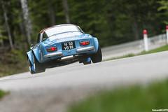 Alpine 1600 S (popRMP) Tags: nikon d4s alpine a110 1600s 200mm f2 car voiture old vintage bleu blue road route